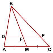 mediana-delit-popolam-lyuboj-otrezok-parallelnyj